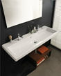 Cangas Ceramica Tecla Bathroom Sink Tecla CAN05011