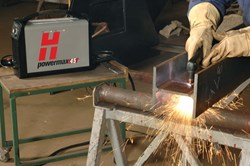 Hypertherm Powermax plasma cutting and gouging systems