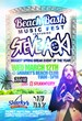 Steve Aoki at Sharky's Beach Bash Music Fest