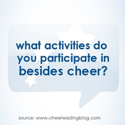 Cheerleading Blog releases the results of its January poll