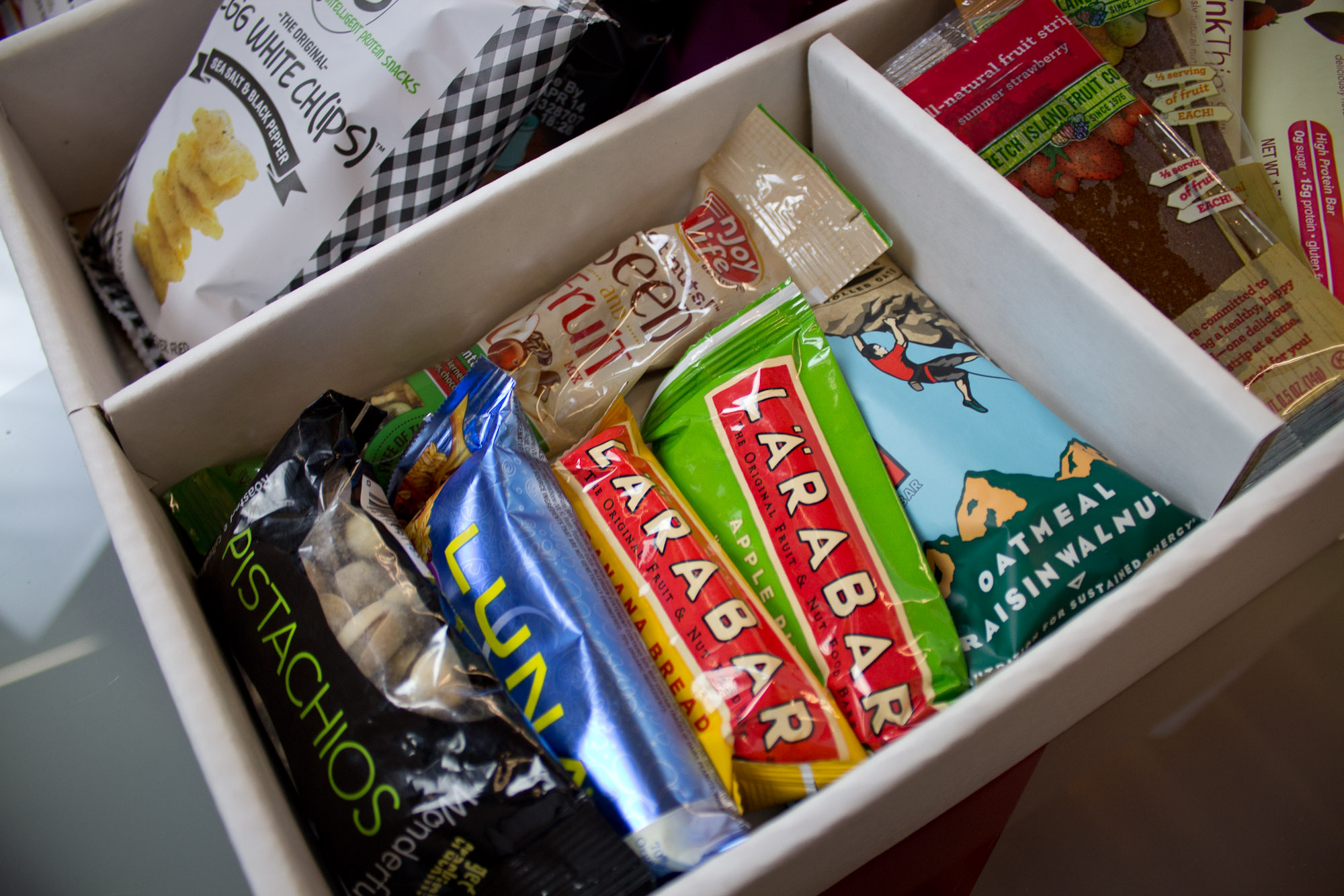 human launches industry healthier snack delivery service for