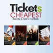Cheapest Tickets