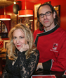 Ellen Kaye and Seth Goldman, owners of Moscow 57
