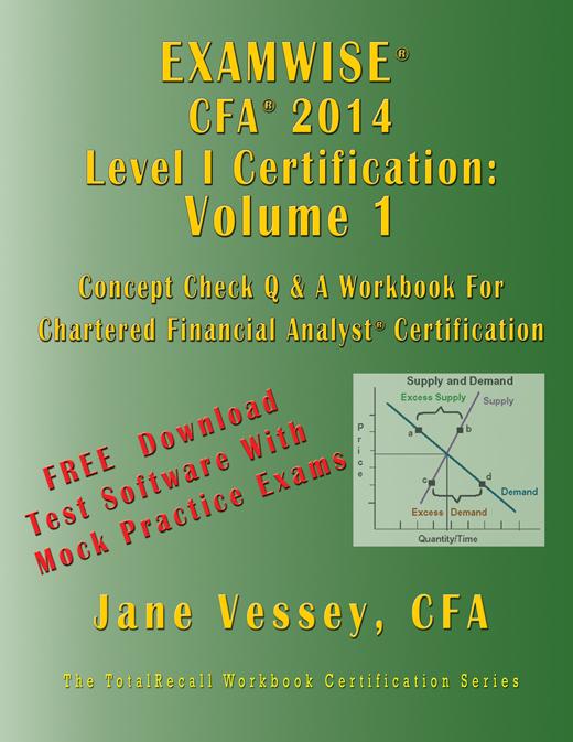 Cfa exam weights