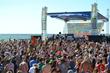 2015 Beach Bash Music Fest at Sharky's Beach Club in Panama City Beach, FL