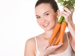 health benefits of carrot review