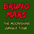 2014 Bruno Mars Tickets: Bruno Mars Moonshine Jungle World Tour...