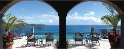Estate Fortsberg villa on St. John, managed by Windspree Vacation Homes