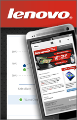 lenovo email remarketing case study
