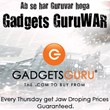 GadgetsGuru.com Launches Gadgets Guru Price War