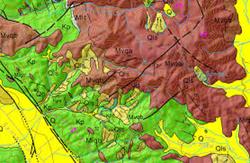Geologic mapping @ EurekaMag.com