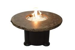 Marbleized Noche Blend Fire Pit