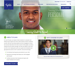 sylvan website