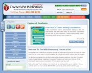 The New Elementary Teacher Store From Teacher's Pet Publications