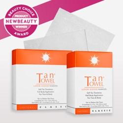 TanTowel Classic Towelettes