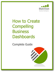Free-to-download, 97 page e-book, 'How to Create Compelling Business Dashboards'