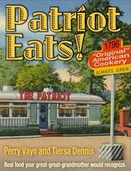 american cuisine, ebook, cookbook, eCookbook, iBooks, historical cooking, American Revolution