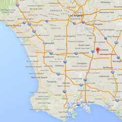 Visit Interstate Plastics Los Angeles at 12707 Rives Ave. Unit F - Downey, CA 90242