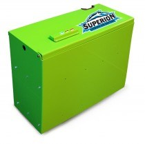 Applied Energy Solutions' Superion Lithium Ion Battery Pack and Charger