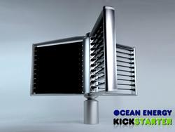 Ocean Energy Turbine