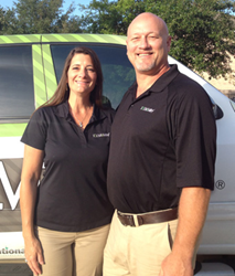 Debra and Bruce Dowden - Owners of 101 Mobility Austin