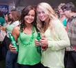St Patrick's Day revelers