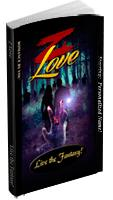 Personalized zombie romance novel from BookByYou.com   Passion, zombies and romance!