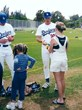 Kids will find players more accessible during Spring Training Season, especially at practice fields where there are  fewer fans  than on game days at the stadiums.