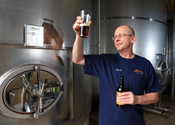 Bath Ales' Head Brewer Gerry Condell