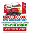 Unique Hoodia: Now with Bioperine for Faster Weight Loss and More...