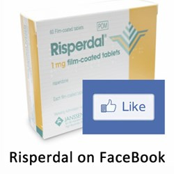 Risperdal Side-Effects page launched on Facebook to inform consumers of ongoing studies and lawsuits