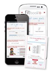 fitbook+ lite goal-setting app