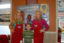 IHOP, Children's Miracle Network Hospitals, Children's Specialized Hospital, CMNH, CSH, National Pancake Day