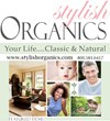 Stylish Organics offers organic and eco-friendly products for the entire family.