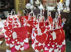 Shopping in Aurora - Valentine's Day Mystery Bags On Havana Street