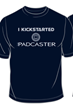 The Padcaster Kickstarter T-Shirt
