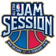 2014 NBA All-Star Jam Session held in New Orleans.