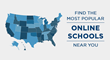 SR Education Group Study Highlights Most Popular Online Schools by...