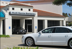 Audi Santa Barbara Dealership
