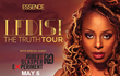 "Grammy®-Nominated Powerhouse LEDISI ""The Truth"" Tour With Special Guest Robert Glasper Experiment DPAC, Durham Performing Arts Center May 6, 2014"
