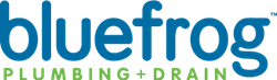 BlueFrog Plumbing + Drain™ Logo