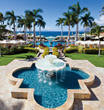 After a fun-filled day of 'Unforgettable Events' enjoy the Fountain Pool at Four Seasons Resort Maui