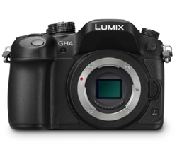 Panasonic DMC-GH4 Mirrorless 4K Digital Camera body