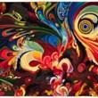 Best Wall Quilt AwardHURRICANE, Janneke de Vries-Bodzinga Kollumerzwaag