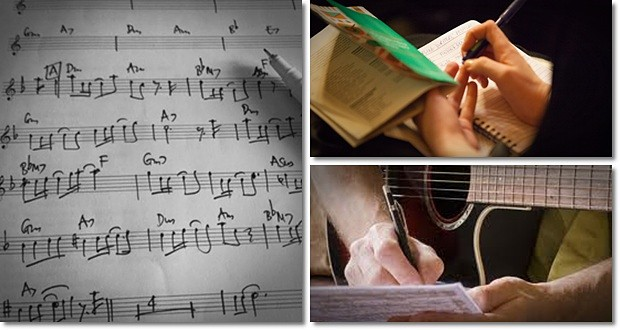 writing songs online Write, save, print and publish professional sheet music for free listen to your music with the midi player and import or export your music xml files.
