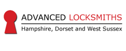 Advanced Locksmiths logo