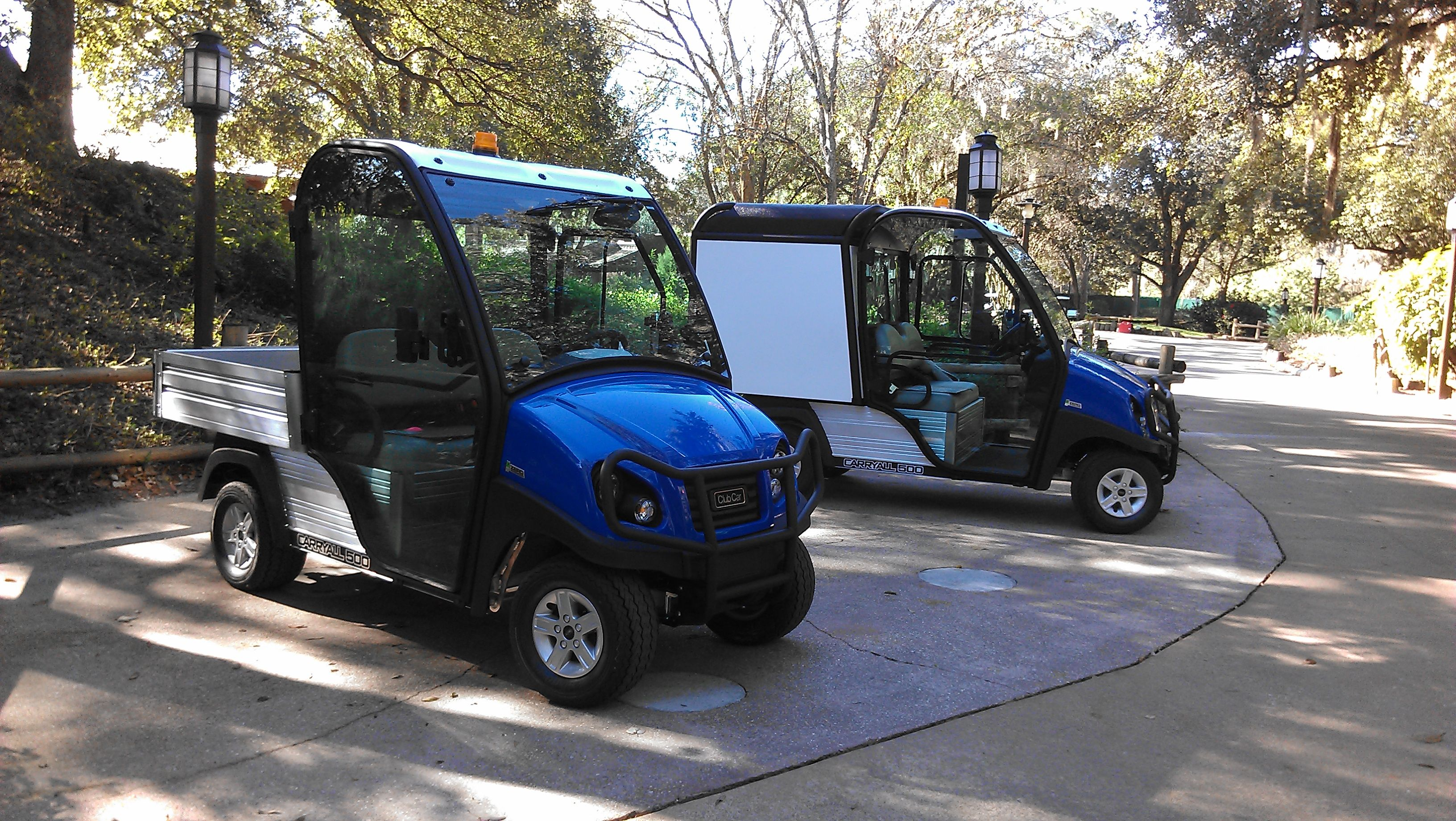 Used Cars Augusta Ga >> Club Car Hosts Media Event to Introduce New Carryall ...