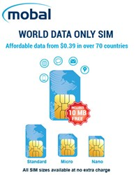 New Mobal World Data SIM