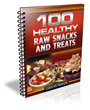 100 Healthy Raw Snacks And Treats Helps People Create Healthy Snack...