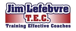 Jim Lefebvre TEC logo